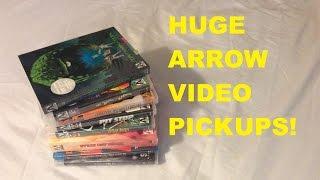 Huge Arrow Video Blu Ray Pickups!