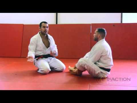 Marcelo Garcia Rebound vs Hook Sweep in Butterfly Guard, Rebound vs Triangle Tilt in Spider Guard Image 1