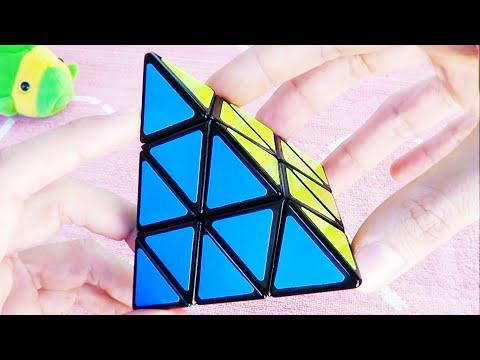 Cómo resolver el Pyraminx   Tutorial   TheMaoiSha