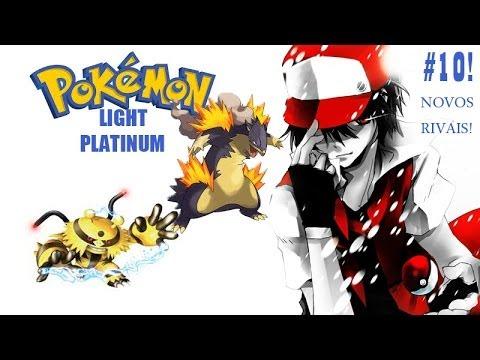 Pokémon Light Platinum #10 - O Bagon Nervoso!