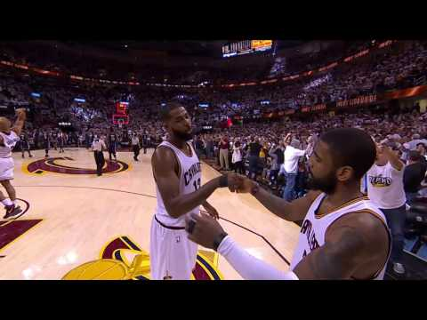 Indiana Pacers at Cleveland Cavaliers - April 15, 2017