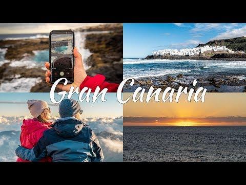 GRAN CANARIA - zima 2018/2019 | Pomysł na FERIE 2019?