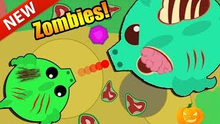 Mope.io *NEW* ZOMBIE INFECTION MODE 💀 3 New Beta Game Modes: Wild Mode, 1v1 Mode, and Zombie Mode