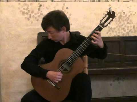 Tomasz Grzybowski - Georg Philipp Telemann - Fantasia in E-flat major