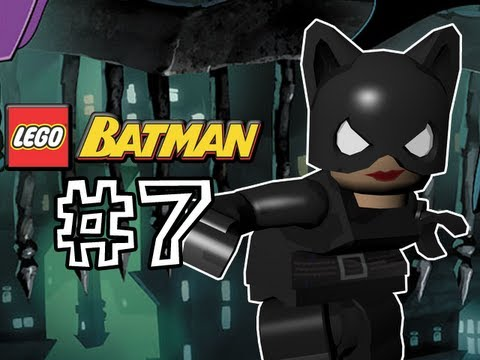 LEGO Batman - Villains - Episode 7 - Stealing the Show (HD Gameplay Walkthrough)