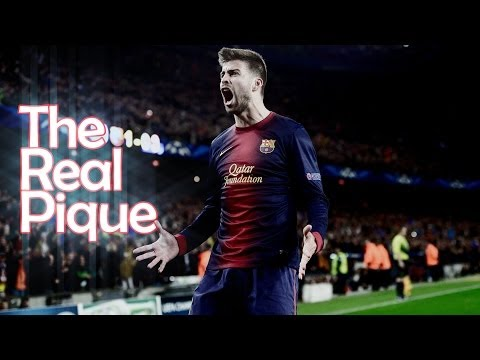 The Real Gerard Pique [HD]