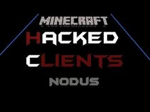 Minecraft 1.6.2 - Hacks para servers NODUS review
