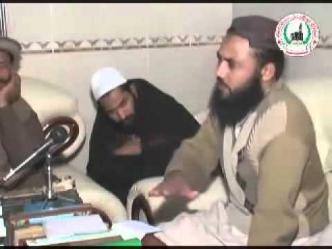 Munazara - Seeny per Hath Bandna - Umar Sadiq Vs Arshad Masood