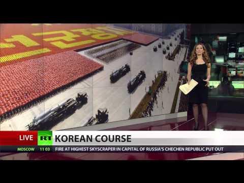 North Korea 'ratifies' nuclear strike against US