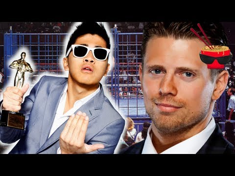 Chinese Guy Vs. Wwe Superstar The Miz (celebrity Showdown) video