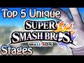 download Top 5 Unique 3DS/Wii U Super Smash Bros. Stages