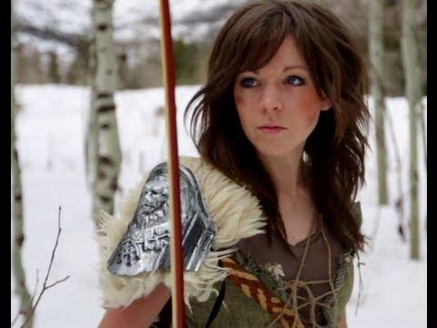 Skyrim - Lindsey Stirling & Peter Hollens