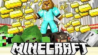 Minecraft HACK AND SLASH Dungeon Arena REMIX