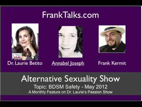Passion Dr Laurie Betito, Frank Kermit, Annabel Joseph About Bdsm Safety video