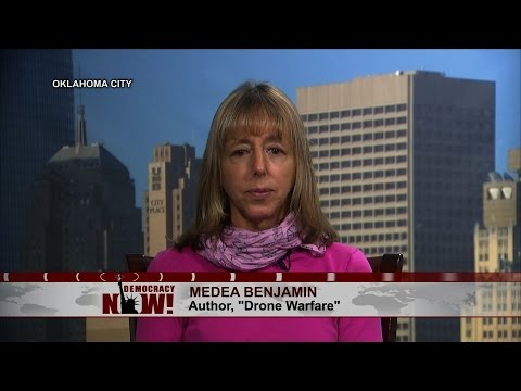 """Insanity"": CodePink's Medea Benjamin on Obama Plan to Bomb Syria, Expand Iraq Attacks"