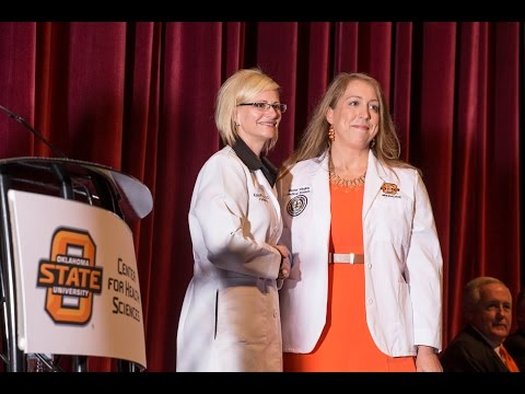 OSU White Coat Introductions 2014