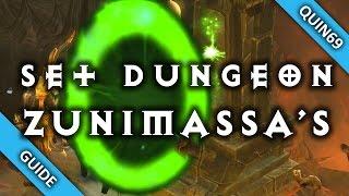 Diablo 3: Set Dungeon - Zunimassa's Haunt (Mastery   How To   Patch 2.4)