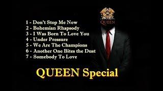 Queen Special - Legend Hits! - 퀸 히트곡 모음