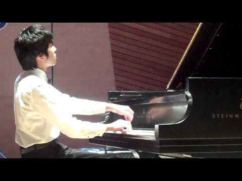 15-year-old Pianist Plays Debussy