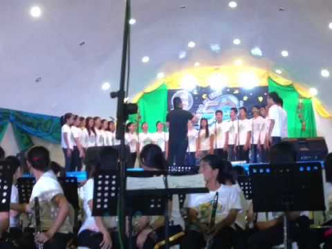 THE SACRED HEART ACADEMY CHOIR