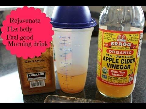 Rev The Metabolism Drink- Apple Cider Vinegar