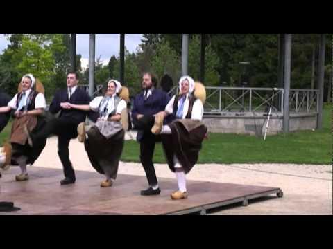 Les Corévrots-lurons - Le Rigodon