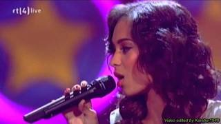 Rochelle Perts - Strong (own song) Winnares x factor 2011