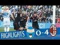 SPAL - Milan 0-4 - Highlights - Giornata 24 - Serie A TIM 2017/18