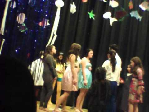Paul Knox Middle School Drama Club  Presents: The Little Mermaid (SCENE CLIPS)