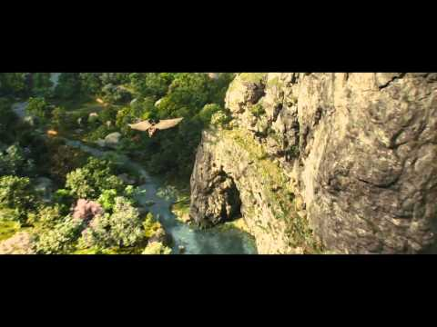 Maleficent Featurette - Wings (2014) - Elle Fanning Disney Movie HD