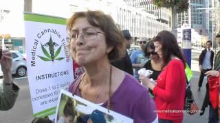 Nola speaks out ....brain tumor, medical cannabis