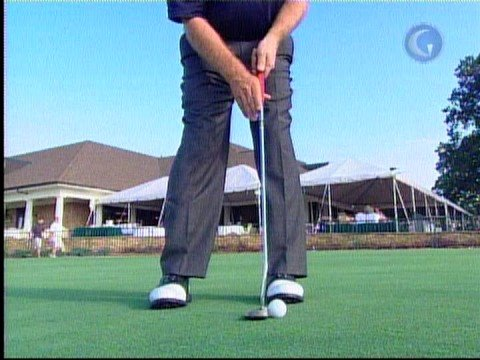 Guilder S Claw Grip Uphill Putts Youtube