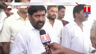 Minister Jagadish Reddy Birthday Celebrations | Face to Face  live Telugu