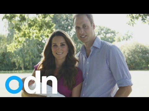 Royal baby: William and Kate expecting second child