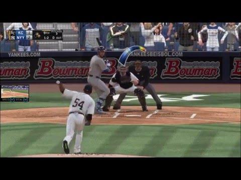MLB 16 The Show Aroldis Chapman