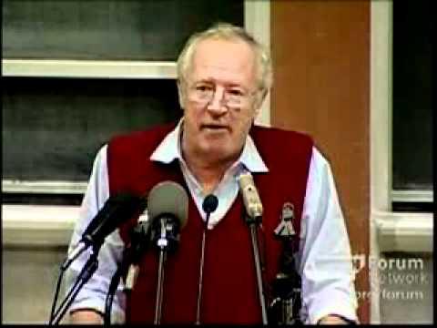 Noam Chomsky and Robert Fisk - War, Geopolitics, and History 2/7