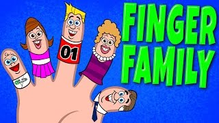 Finger Family Song – Rhyming Songs for Children and Kids by The Learning Station