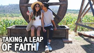 Taking A Leap Of Faith | WahlieTV EP595