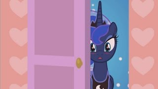 Princess Luna visits on dreams