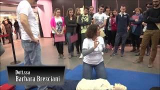 """Arresto cardiaco: """"mettiamoci le mani""""! Bologna 22 Febbraio 2014"""