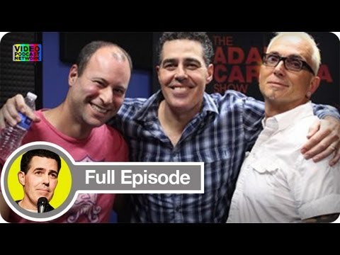 Noel Biderman & Art Alexakis | The Adam Carolla Show | Video Podcast Network