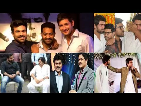 Ramcharan & PSPK Best Friends in Tollywood Film Industry | Chiranjeevi | Pawan Kalyan | Mahesh Babu