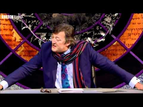 A Christmas Party Trick - QI - Series 9 Episode 17 - BBC Two