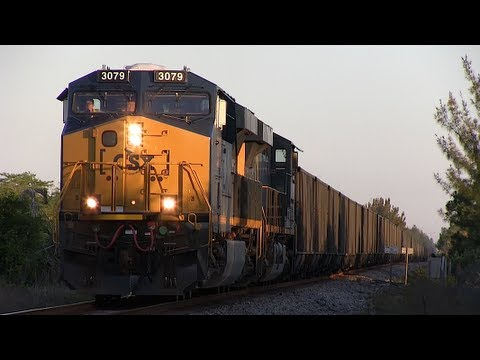 [Miami Coal] CSX V157-30 chase through South Florida!