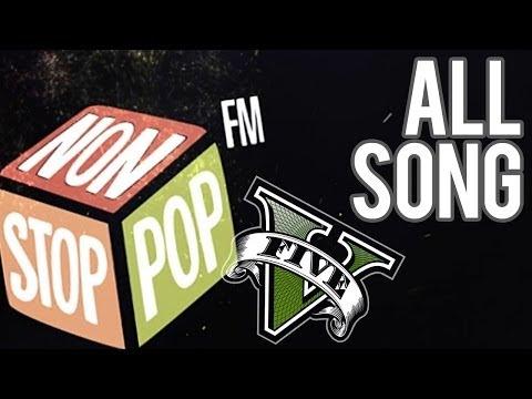GTA V - Non Stop Pop Radio 100.7 FM - All tracks HQ