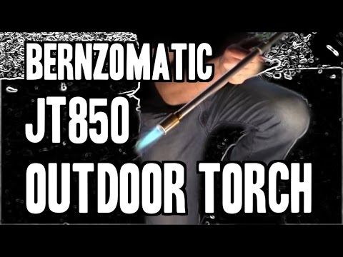 Bernzomatic JT850 Self-Igniting Outdoor Torch