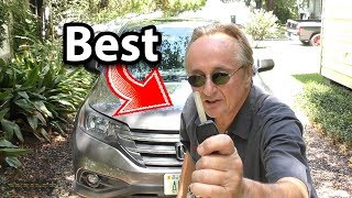 Is the Honda CR-V Better Than a Toyota RAV4