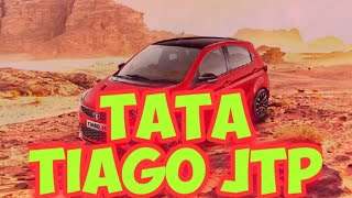TATA TIAGO JTP RED COLOUR