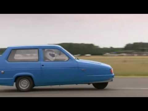The Stig Rolls Robin Youtube