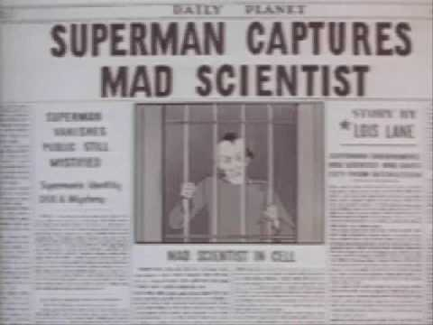 Superman - The Mad Scientist Video